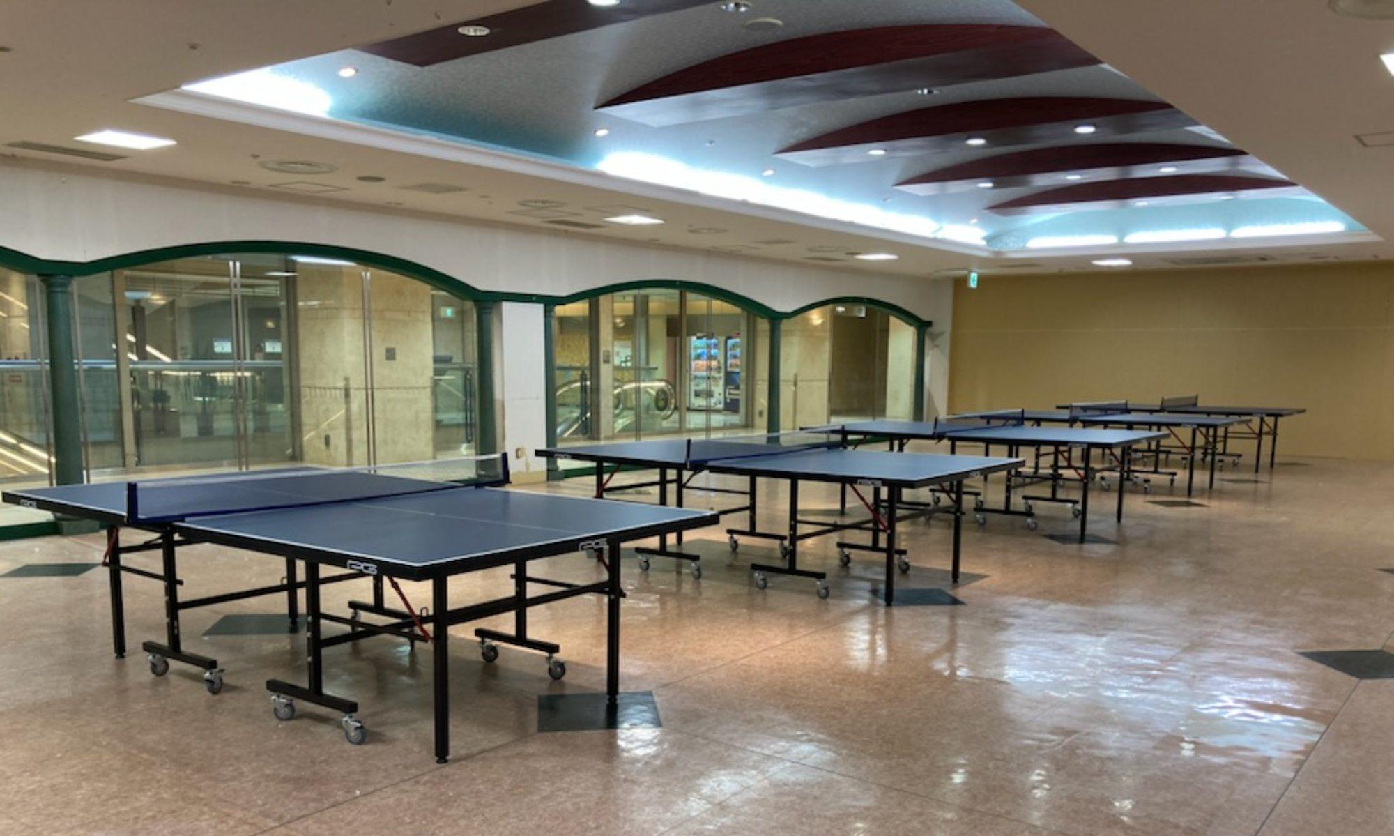 HPC-OCAT卓球センター